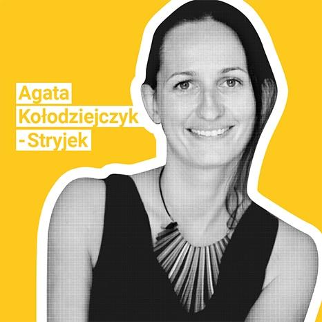 Agata Kołodziejczyk-Stryjek